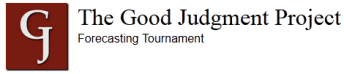The Good Judgment Project (U. Pennsylvania & U.C. Berkeley)