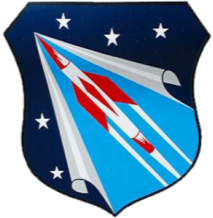Emblem of the USAF Air R&D Command, 1950)