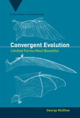"Good Intro to ""Convergent Evolution"" (envir. development), McGhee (2011)."