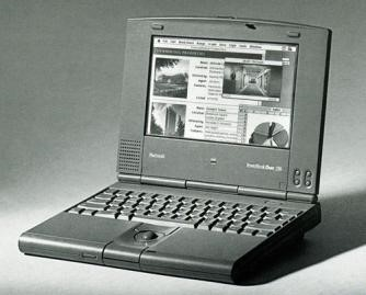 Apple Powerbook Duo 2010 (1992)