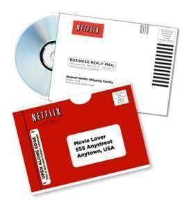 Netflix Rent-By-Mail (1997)