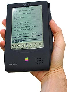 Newton MessagePad (1993)