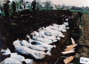 Vitez massacre, Bosnian War (1992-1995)